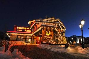 Бутиков Хотел Уникато - Банско
